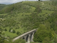 View from Monsal Head in the Peak District with PH Holidays