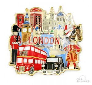 Cartoon London collage (1)