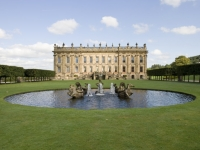 Chatsworth House in the Peak District with PH Holidays