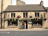 The Bakewell Pudding Shop in the Peak District with PH Holidays